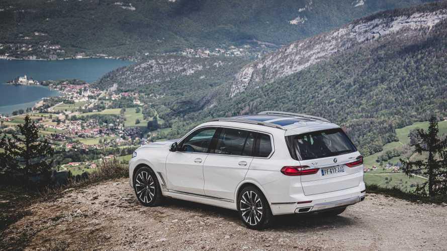 BMW va rappeler près de 7000 véhicules aux USA à cause des airbags