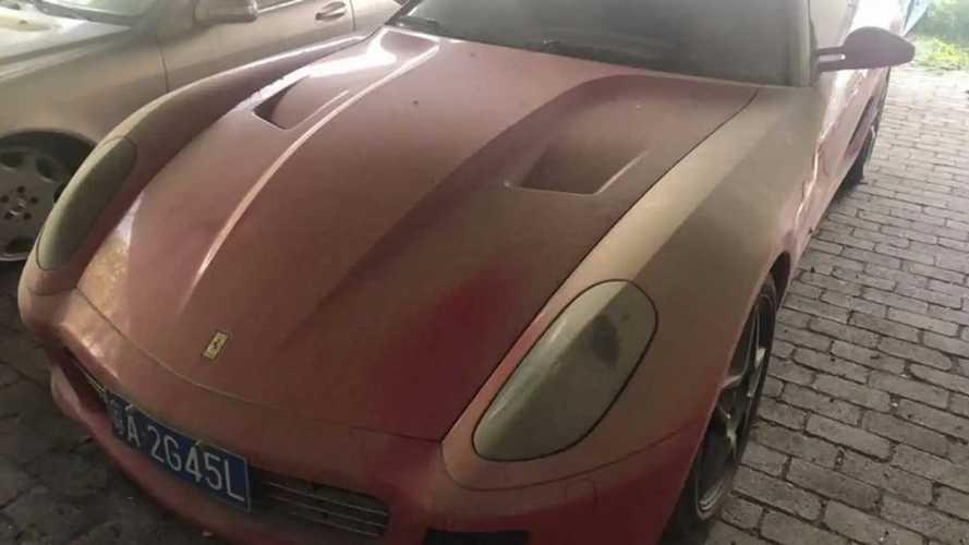 Ferrari 599 GTB en Chine