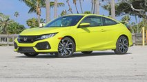 2019 Honda Civic Si Coupe: Review