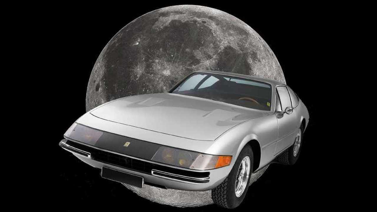 Auto e Luna