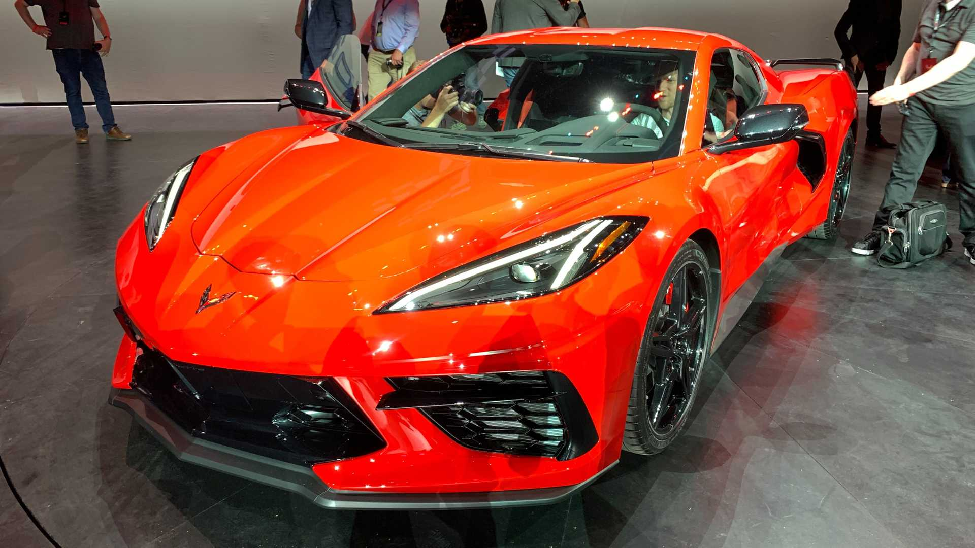 2020 Chevrolet C8 Corvette Unveiled As Mid Engine Rocket