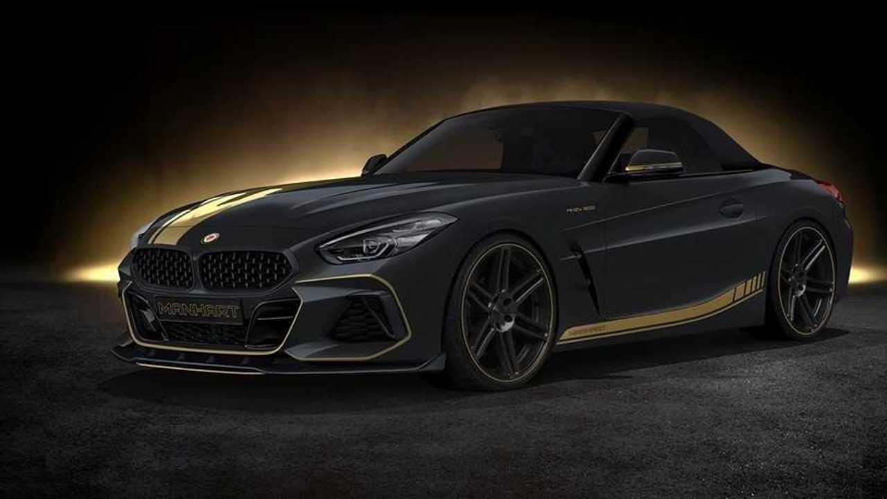 BMW Z4 By MANHART