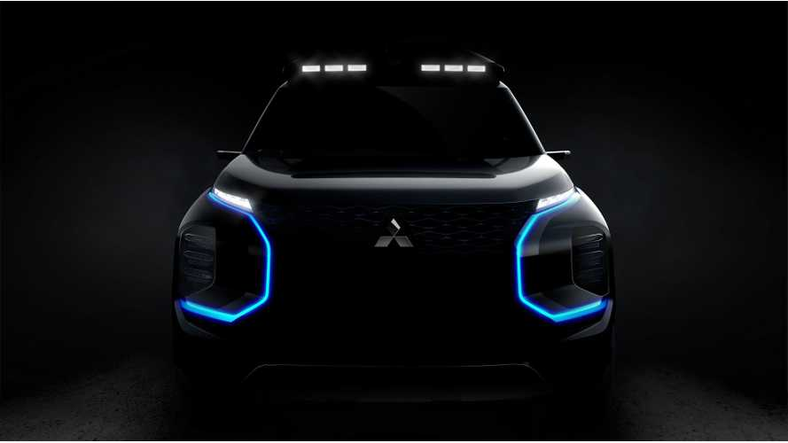 Mitsubishi To Debut Engelberg Tourer Electric SUV Concept In Geneva