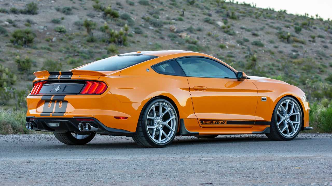 Mustang Gt Rental >> Supercharged Shelby Gt S Mustang Unveiled For Sixt Rent A Car