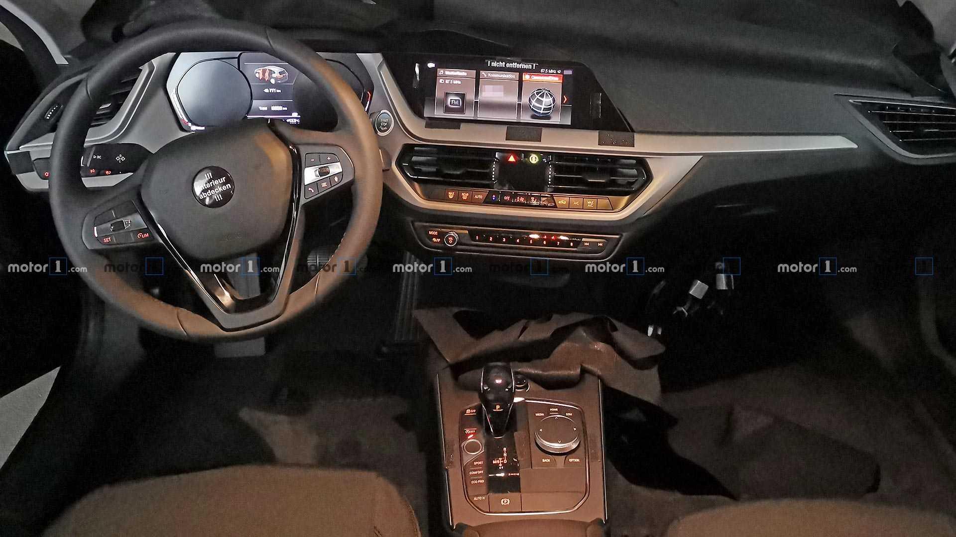Bmw One Series 2020 Interior