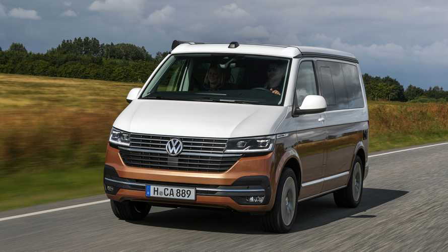 Volkswagen California interest soared by 250 percent during lockdown
