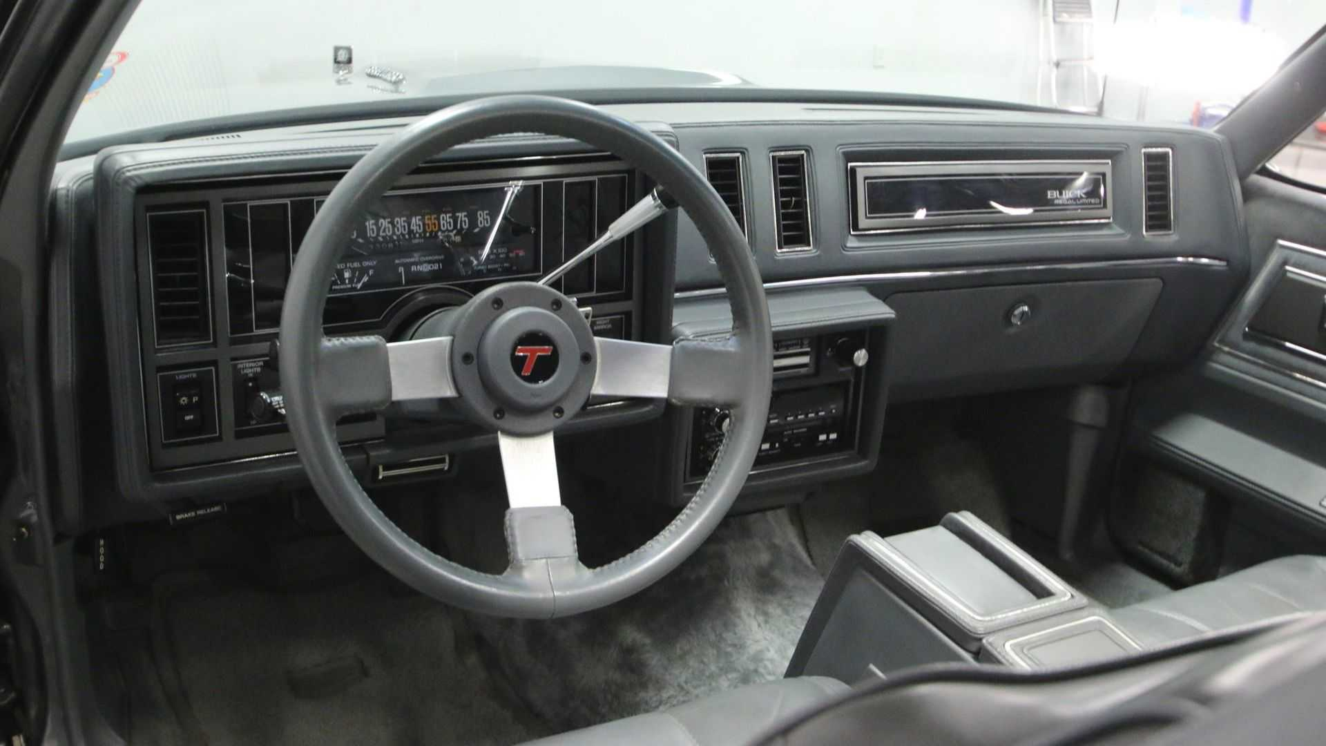 """[""""Surprising People Would Be Easy In A 1987 Buick Regal Limited T-Type""""]"""