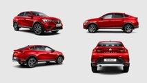 Renault Arkana in der russischen Version (2019)