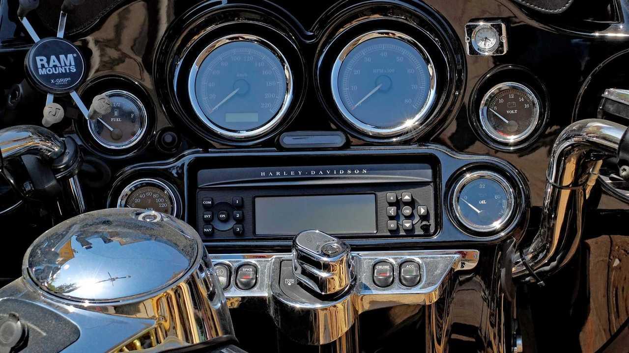 Harley Dashboard