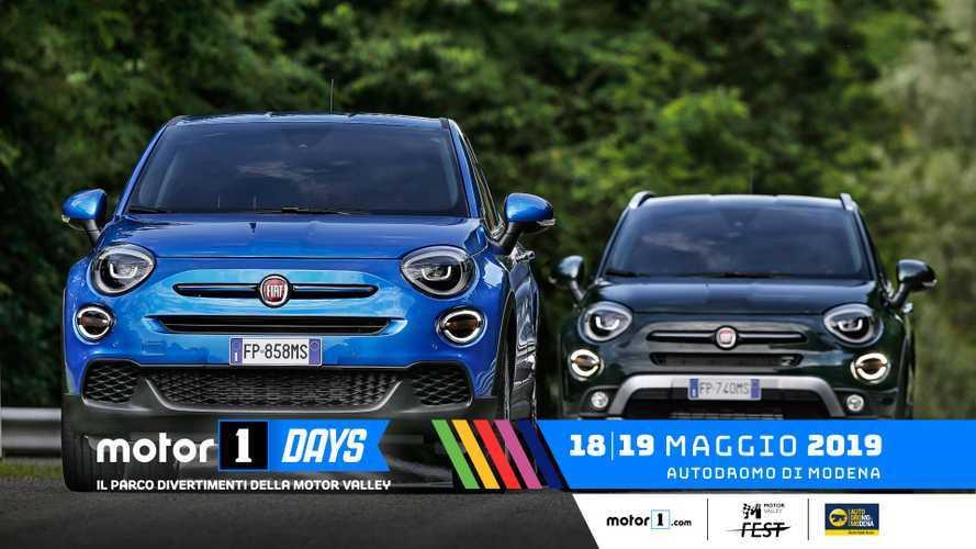 La gamma Fiat tutta da provare ai Motor1Days 2019