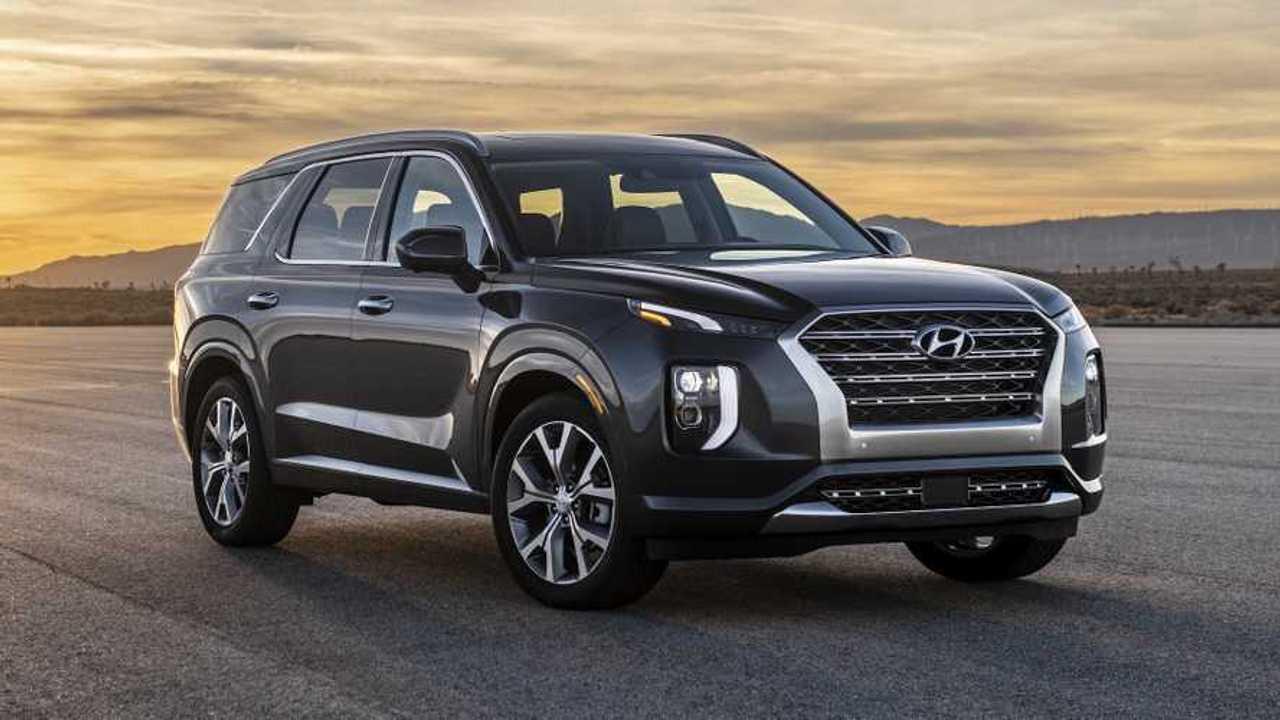 2020 Hyundai Palisade: First Drive