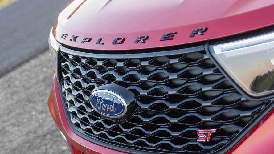 2021 Ford Explorer ST To Get Subtle Updates, Production Starts September