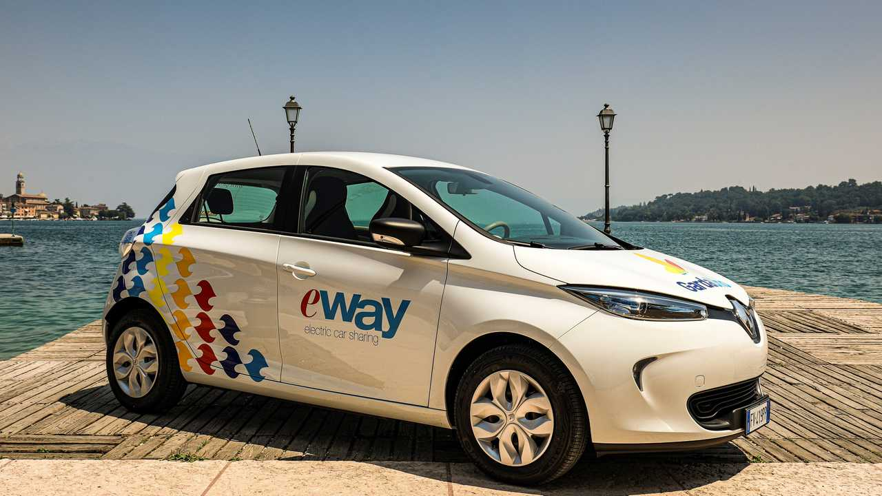Car sharing E-Way