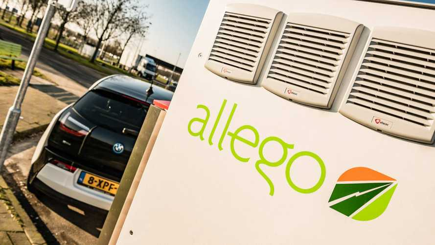 Allego's Efacec fast charger