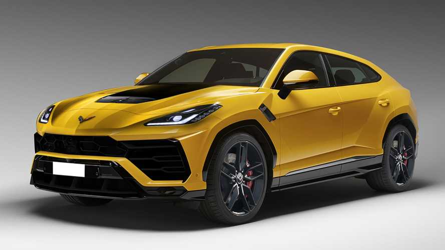 Corvette SUV Rendering Based On Urus Works Surprisingly Well