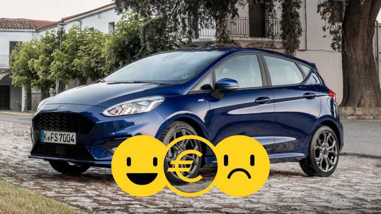 Promozione Ford Fiesta giugno 2019