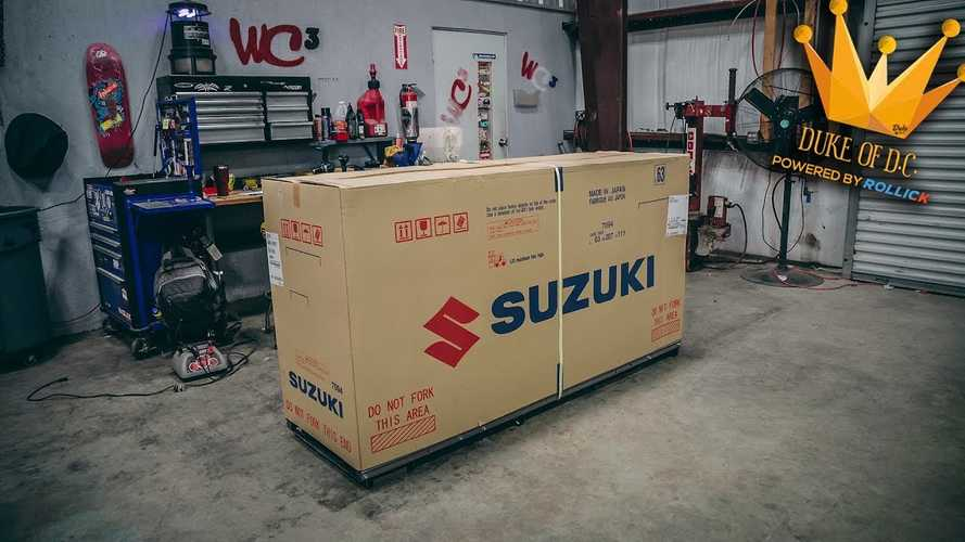 Here's What Happens When A Dealer Sets Up Your New Bike