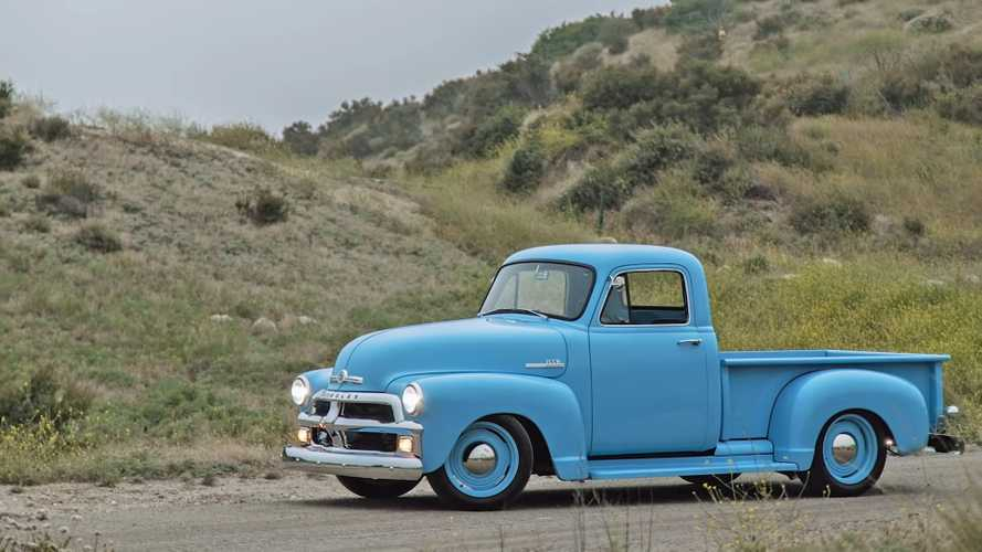 This 1954 Icon Thriftmaster Chevy Truck Is A Radical Restomod
