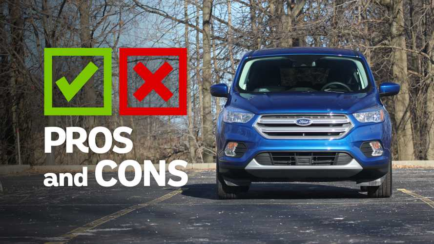 2019 Ford Escape SE: Pros And Cons