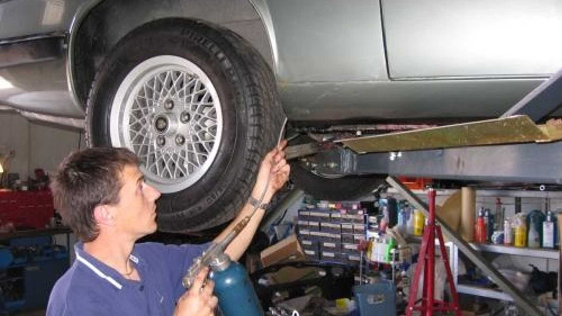 """[""""How To Rust Proof Your Classic Car""""]"""