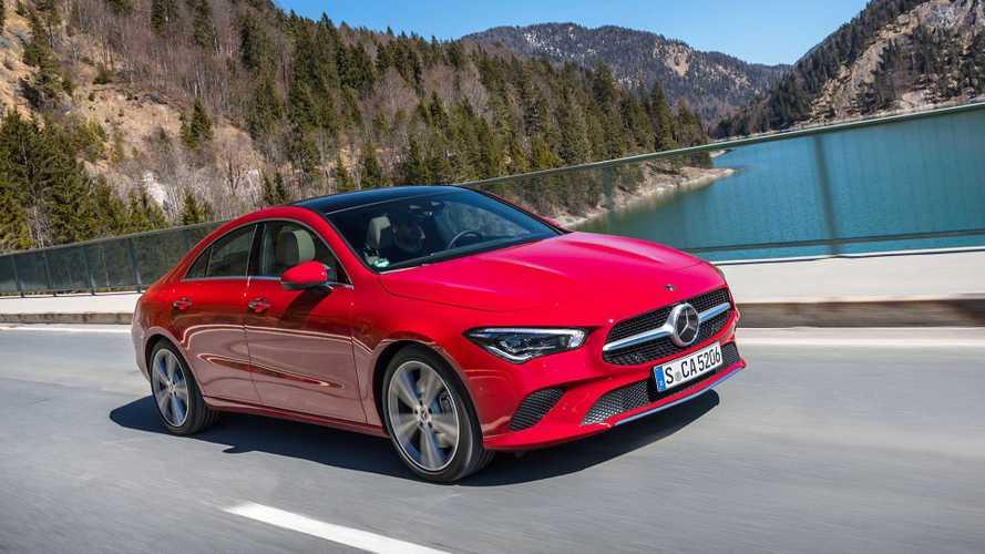 Test Mercedes CLA (2019): Die sportlichste A-Klasse?