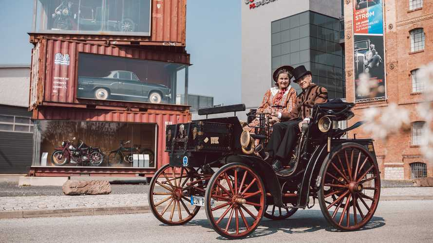 Benz Victoria (1894): Mit 125 Jahren beim TÜV