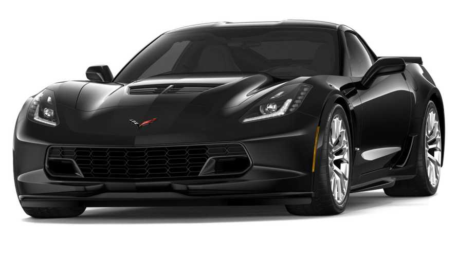 Last Chevy Corvette C7 To Be Auctioned For A Good Cause