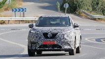 New Nissan Juke spy photos