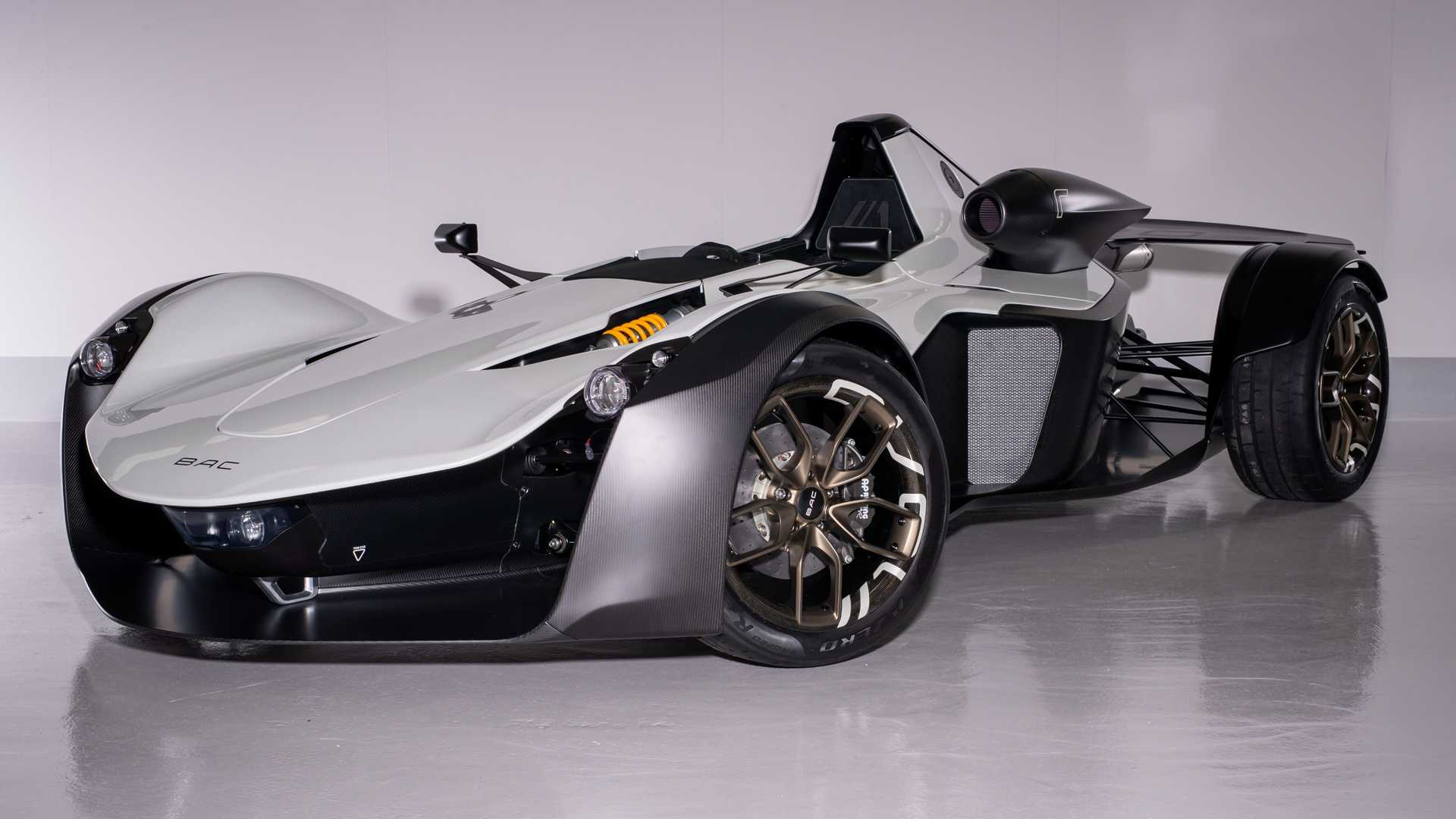 BAC Mono R Unleashed At Goodwood Festival Of Speed