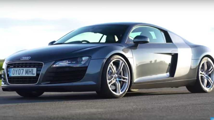 Audi Might Actually Build a More Affordable R8 With a V6