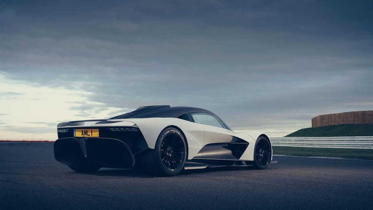 Concept Aston Martin Valhalla