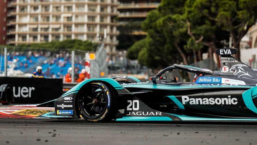 Evans perd sa première ligne à Monaco