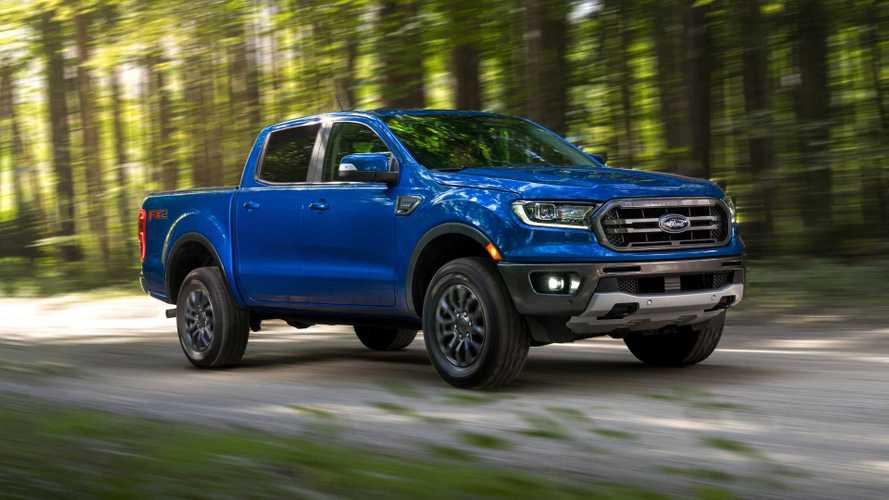 Yeni nesil Ford Ranger'ın detayları sızdırıldı