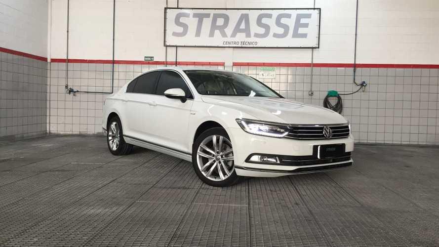 Volkswagen Passat ganha kit para 300 cv por R$ 13.900