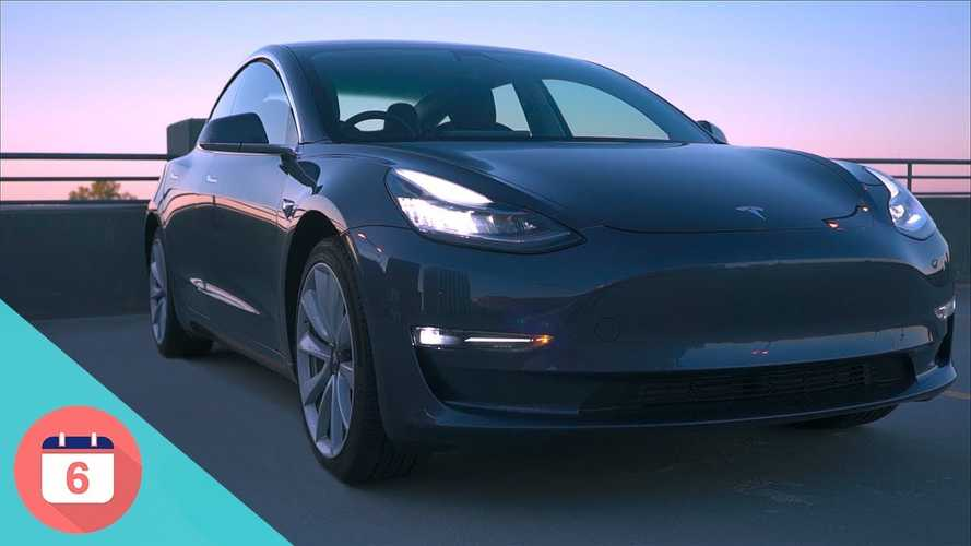 Tesla Model 3 Features & Updates Overview 2019: Video