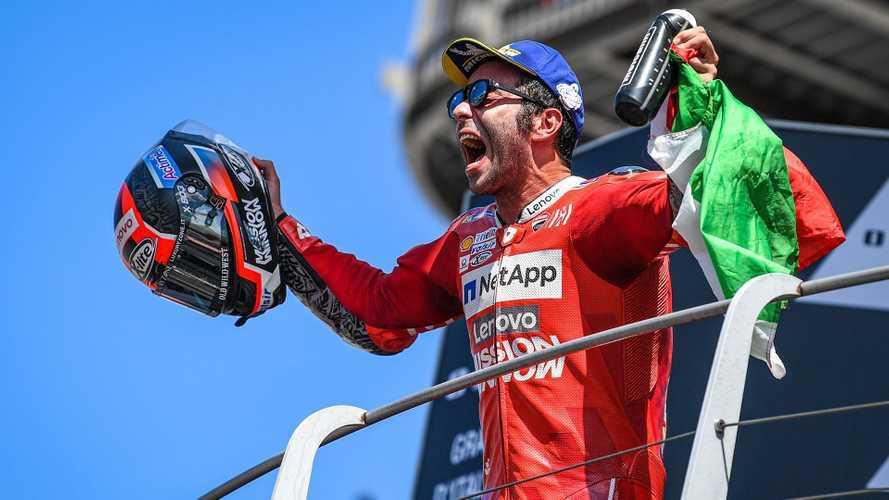 MotoGP, dal Mugello in poi sarà un'altra storia per Petrucci