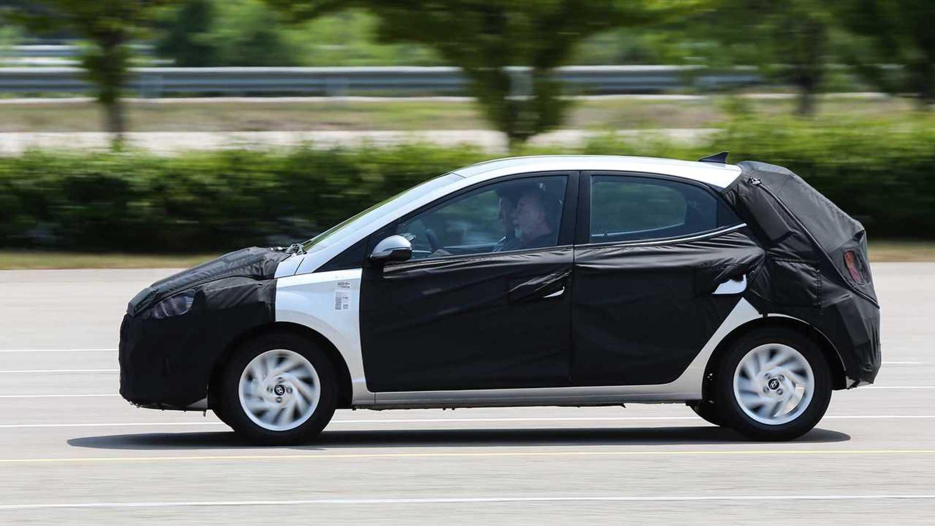 2020 - [Hyundai] HB20 (Brésil)  Hyundai-hb20-2020-teste-na-coreia-do-sul