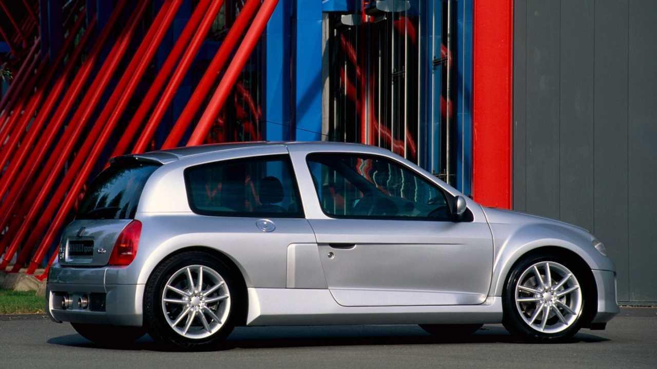 Renault Clio V6 Concept 1998