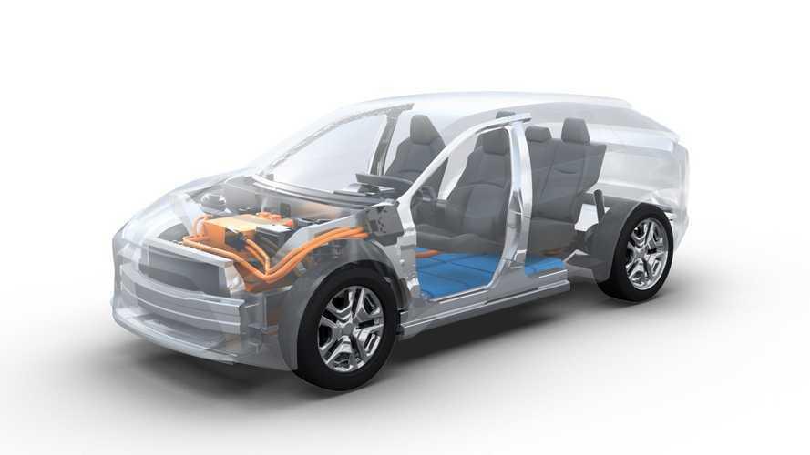 Toyota y Subaru crearán un SUV eléctrico conjunto
