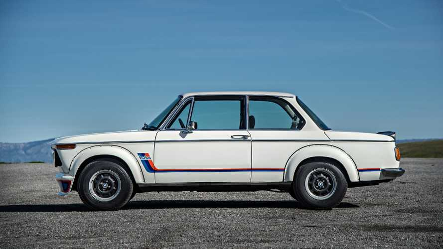BMW 2002 Turbo, subasta en Silverstone Auctions