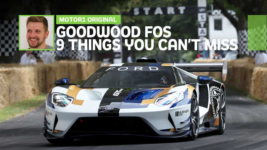 9 Things You Must See At The Goodwood Festival Of Speed