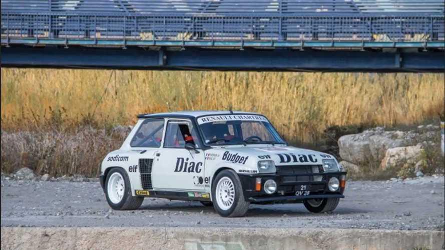 Renault 5 Turbo Grupo 4 de 1982