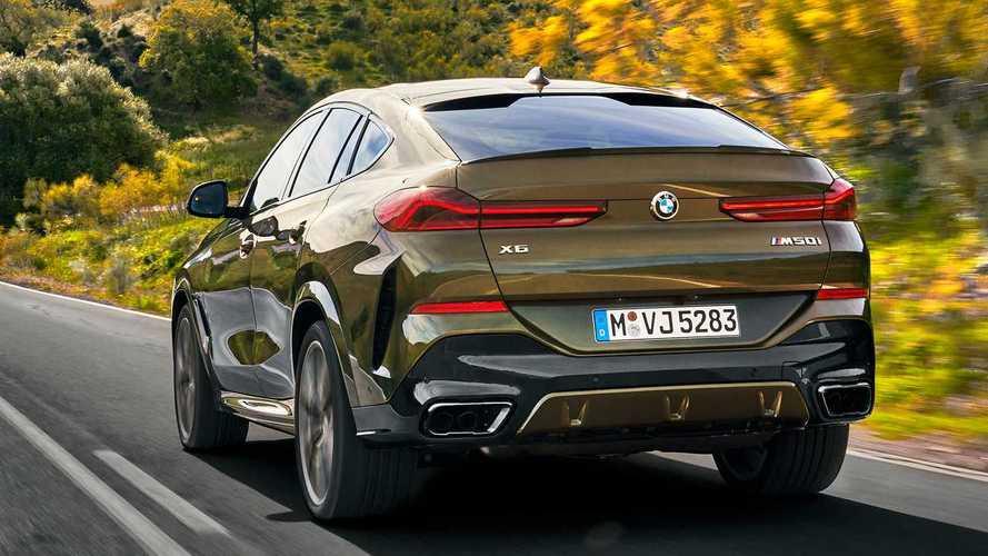 BMW X6 2019, todo sobre la tercera generación del SUV coupé