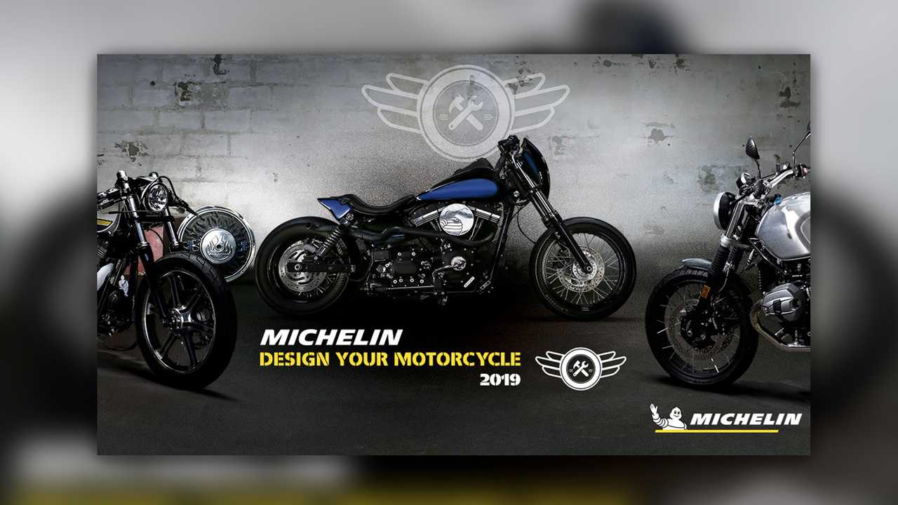 Michelin Motorcycle Customization Contest