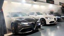 Der Alfa Giulia Quadrifoglio ist der stärkste Mietwagen Italiens