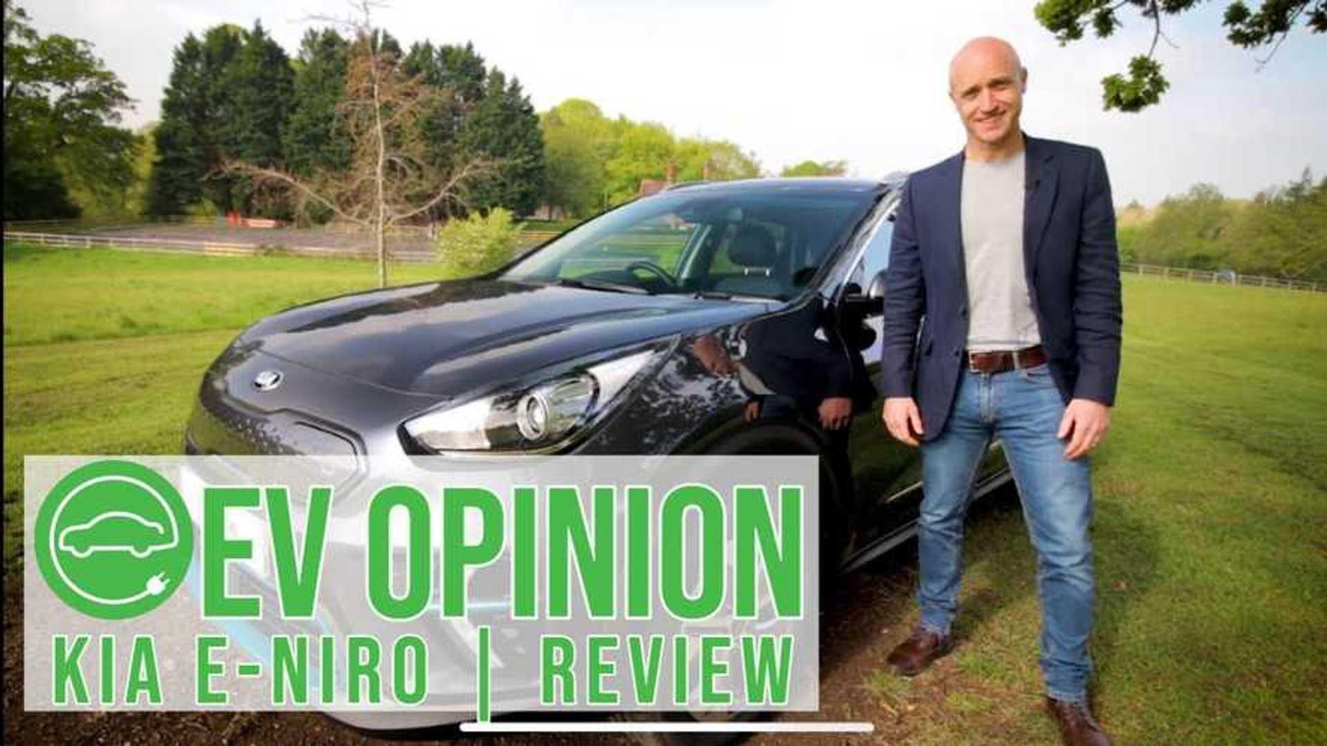 Kia Niro Ev Test Drive And In Depth Review Video