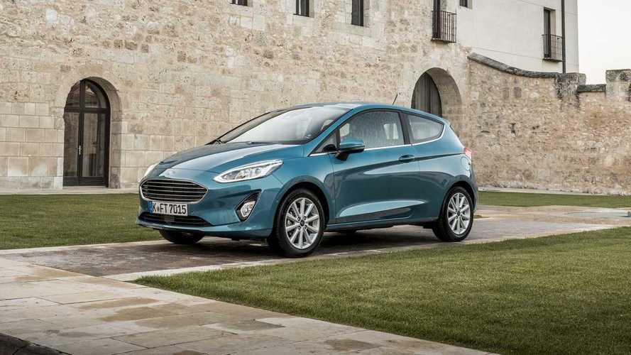 La Ford Fiesta s'électrifie et devient hybride