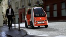 Renault EZ-Pod: Elektro-Kleinstfahrzeug für den Stadtverkehr