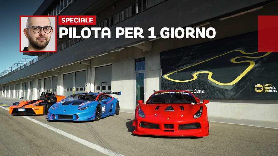 Ferrari e Lamborghini da corsa, quanto costa guidarle?