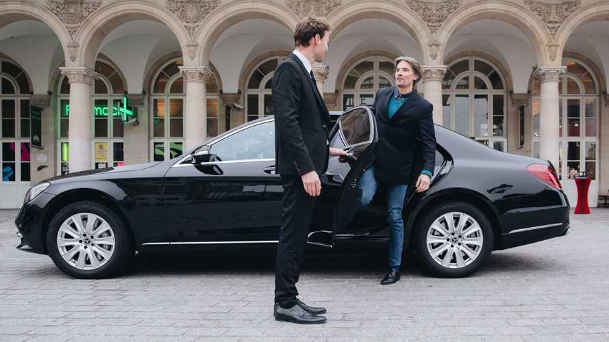 La SNCF s'associe à Renault pour son nouveau service de chauffeurs